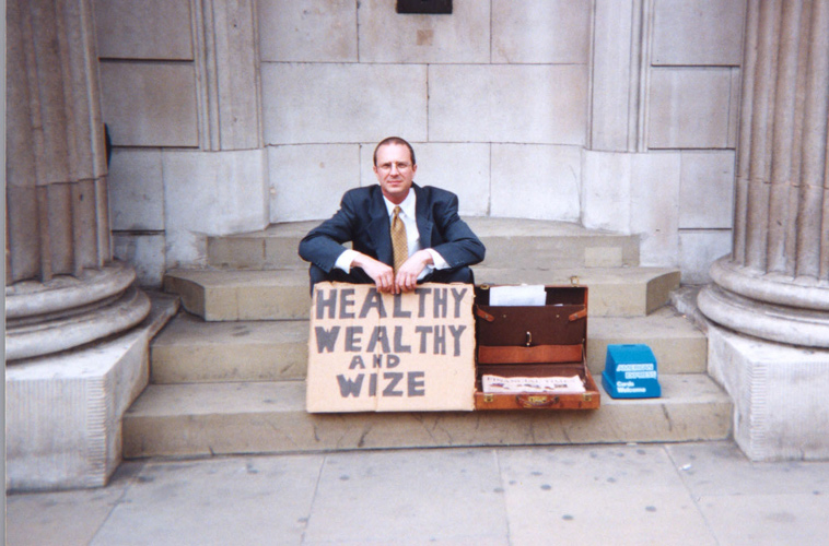 Healthy, Wealthy and Wize - London